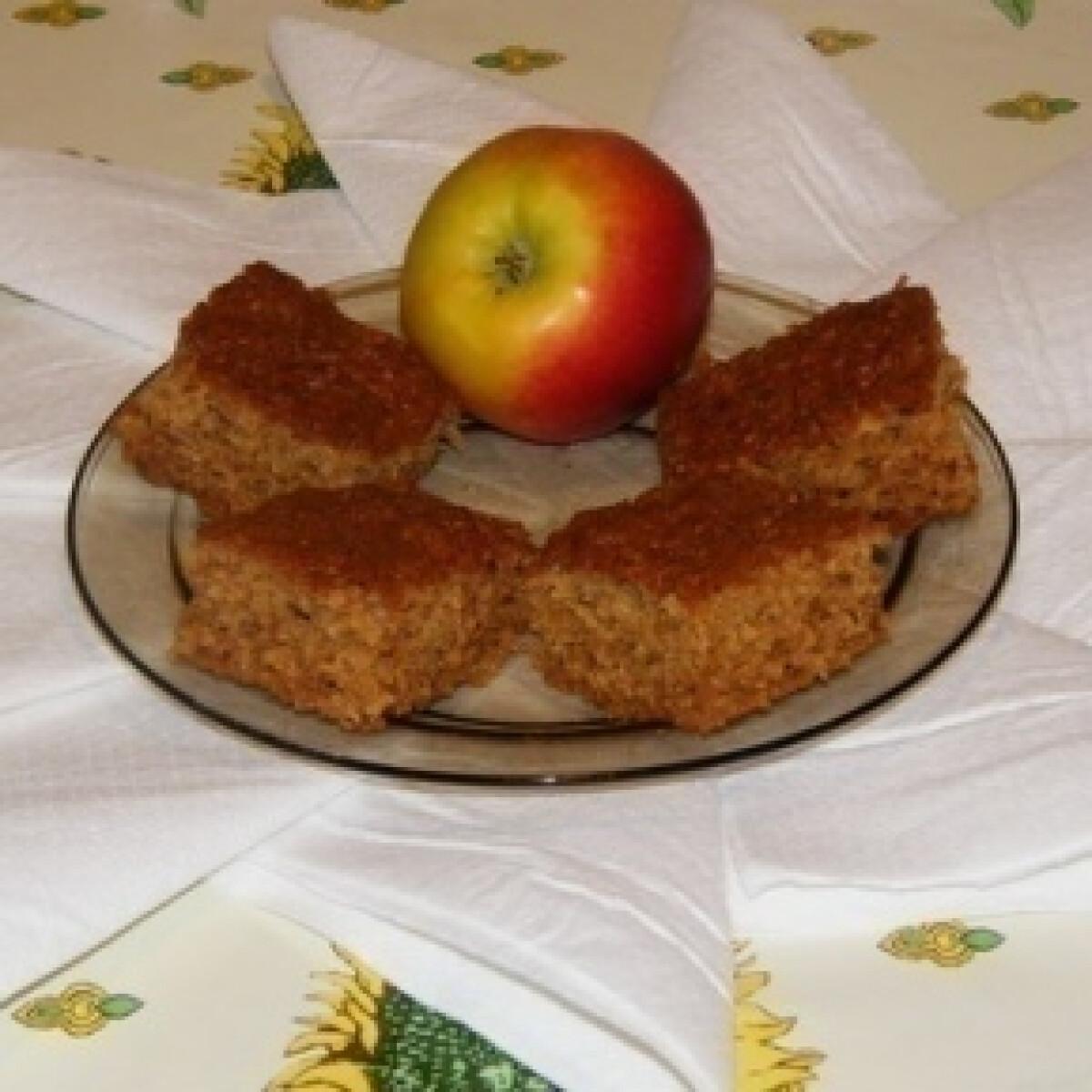 Ezen a képen: Villámgyors almás bögresüti (Almás bögrés 2.)