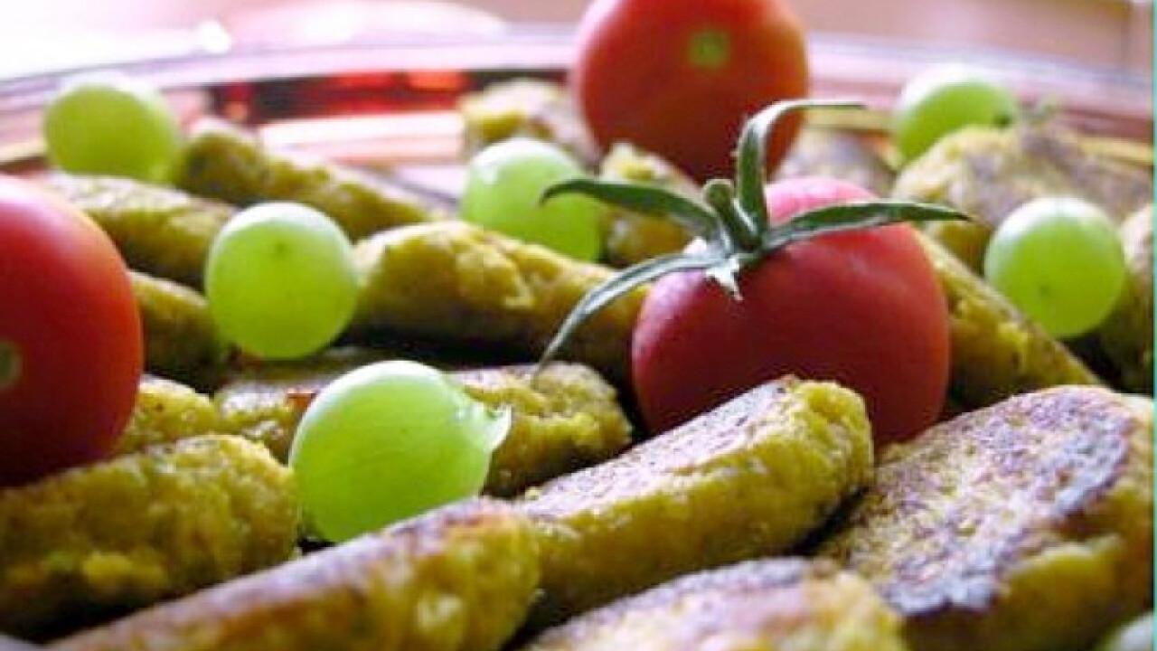 Zöldségfasírt Katicabogaram konyhájából