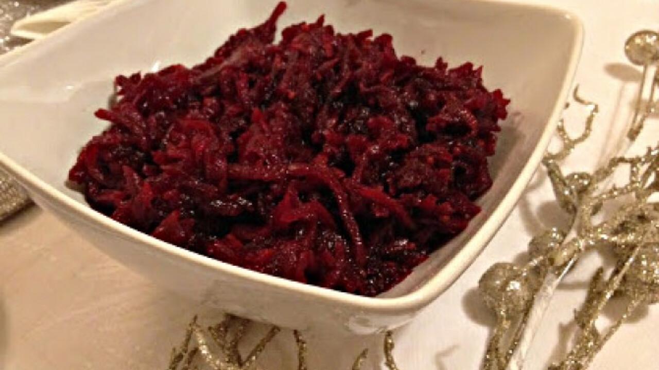 Cékla chutney Baklavaria konyhájából