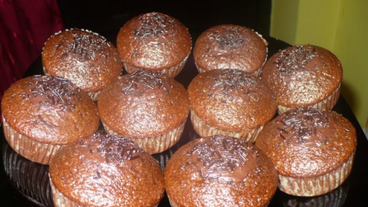 Csokis muffin Melissza konyhájából