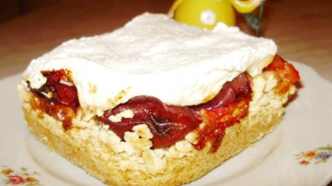 Szilvás süti Boszi konyhájából