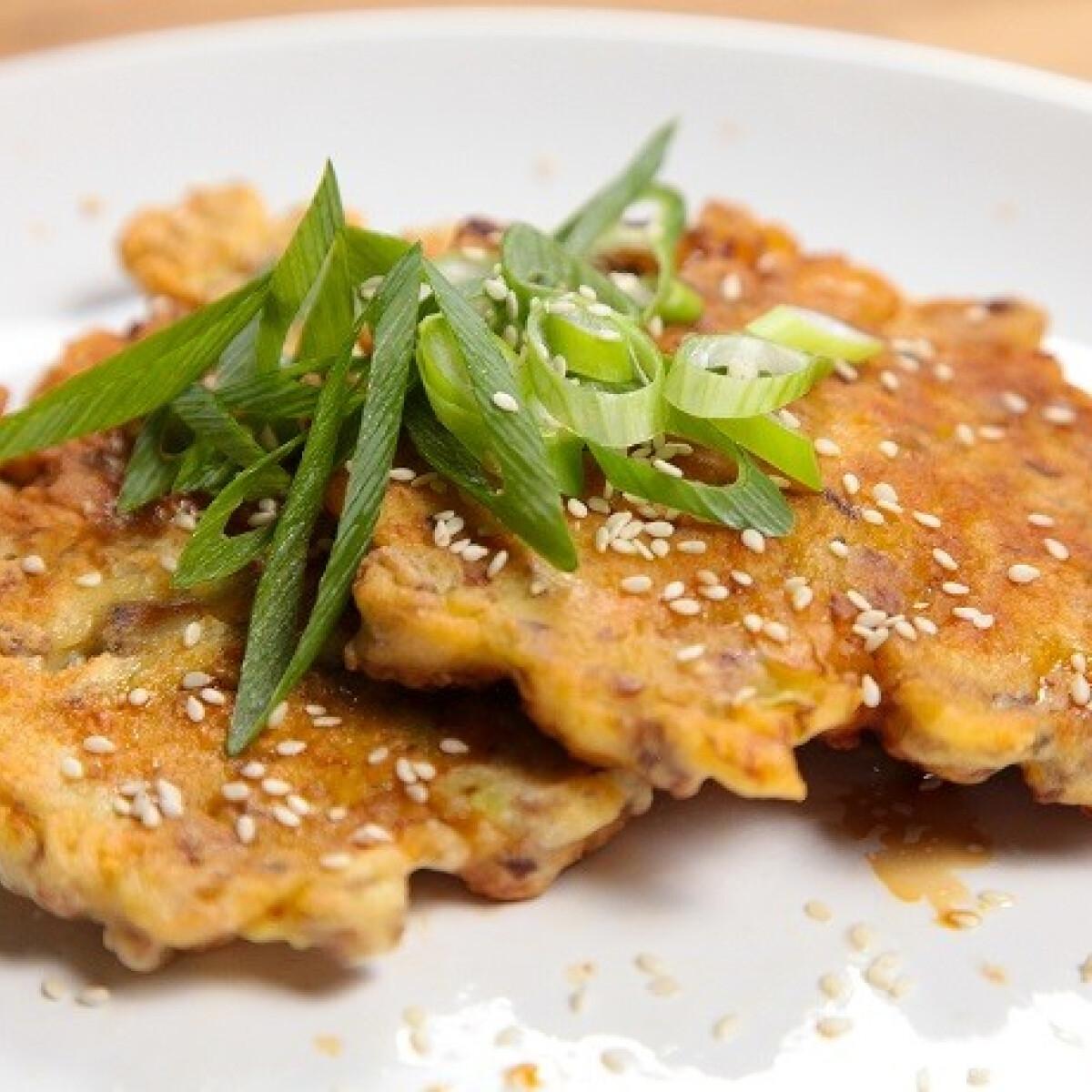 Japán palacsinta SPAR konyhájából