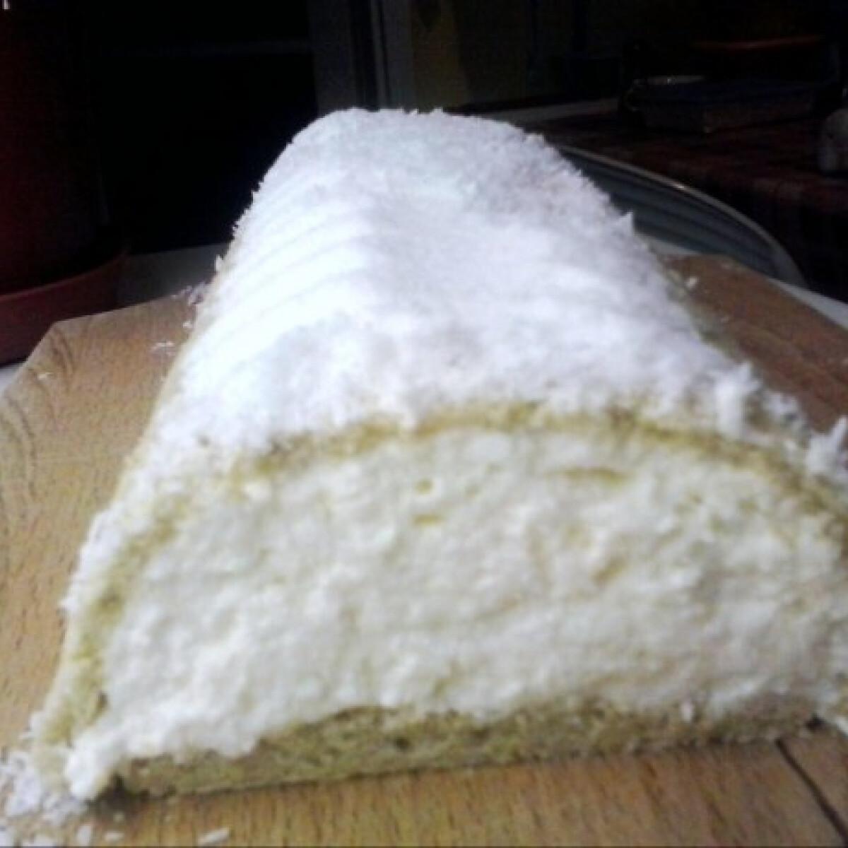 Ezen a képen: Diétás túrós Kif Lee konyhájából