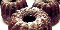 Csodás csokis minikuglóf