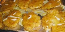 Sütőben sült csirkemell filé