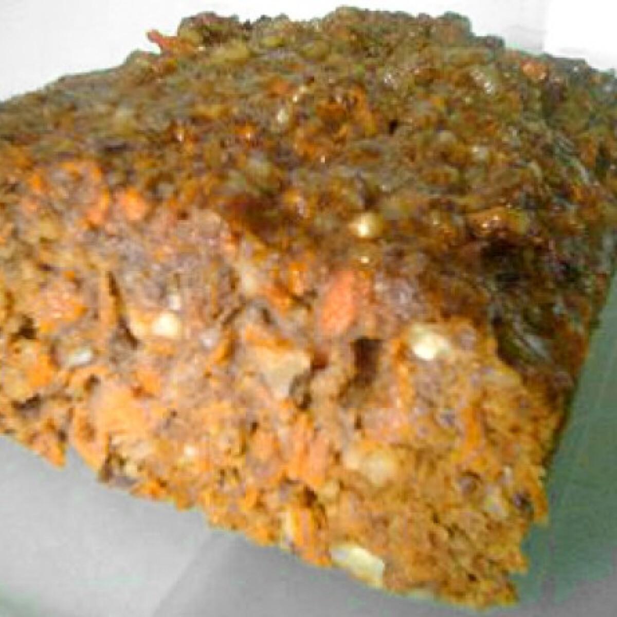 Répás süti Yoffi konyhájából