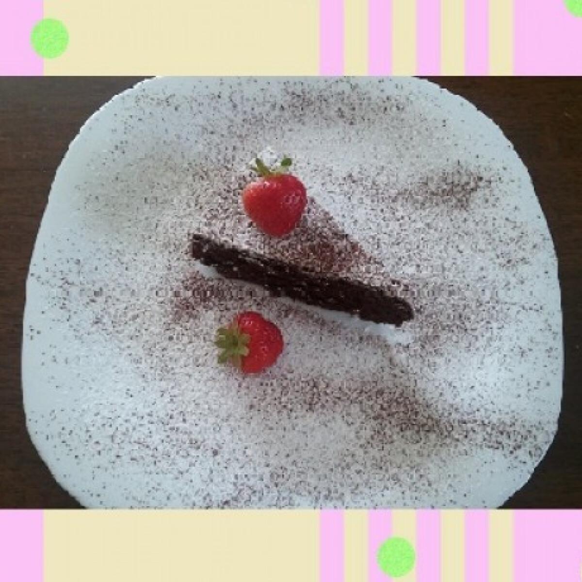 Ezen a képen: Csokis pie