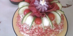 Legény torta