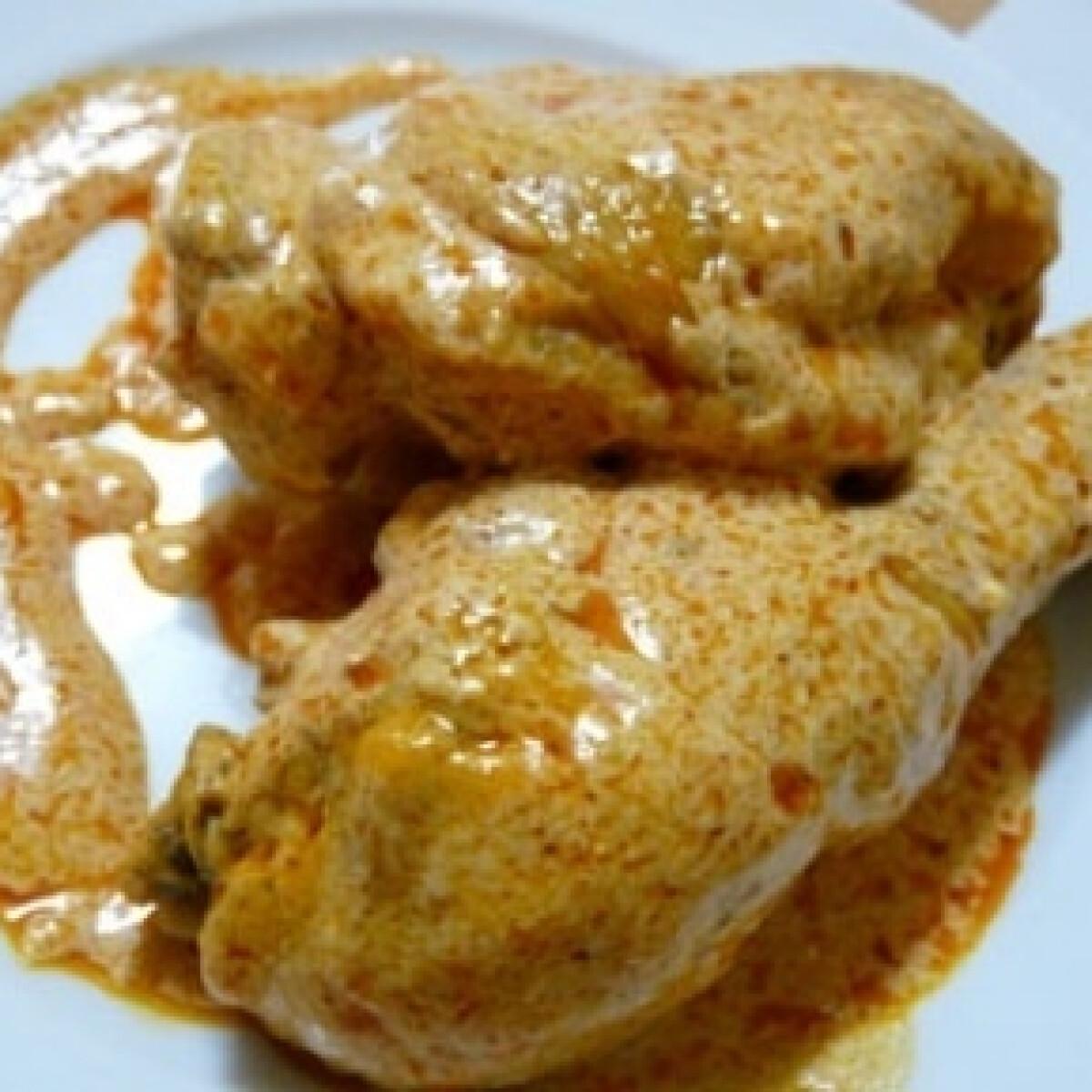 Ezen a képen: Csirkepaprikás 6.