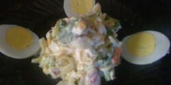 Szikra féle gazdag saláta