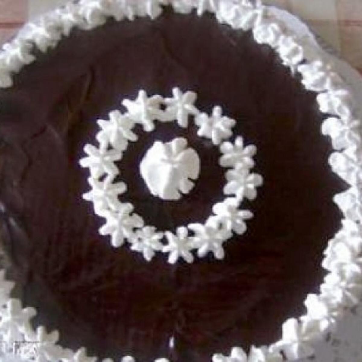 Bounty torta Nikitől