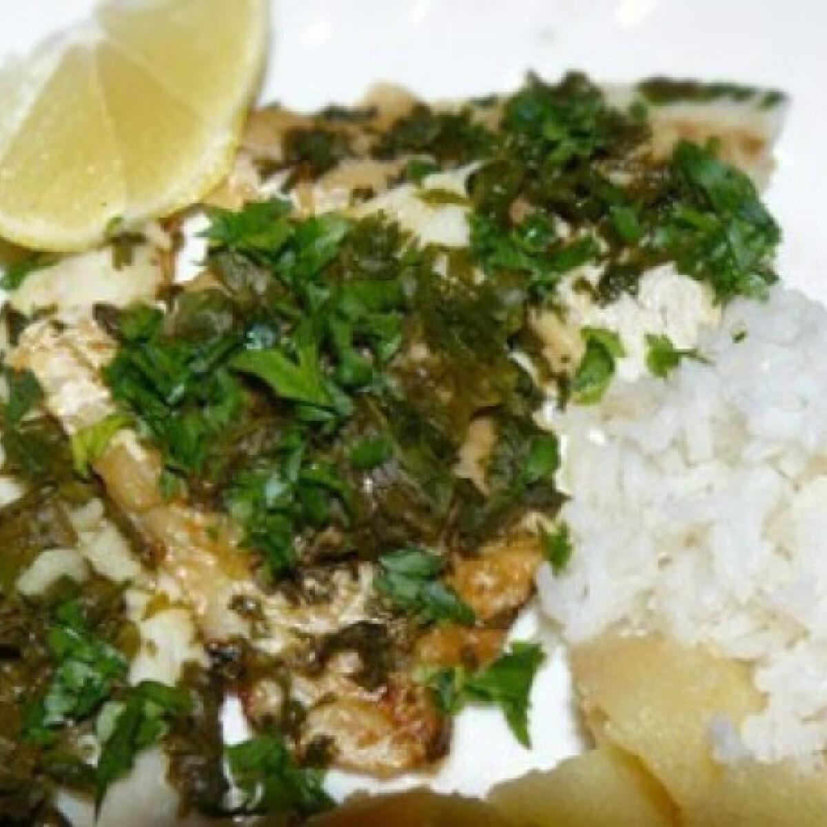 Ezen a képen: Andalúz tengeri hal