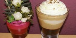 Kávékrém marcipánnal