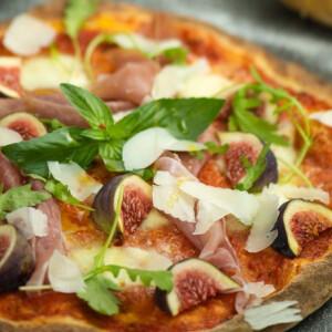 Maradham, a szardíniai pizza
