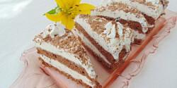 Sztracsatella torta Lizinkától