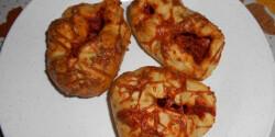 Pizzás buci ahogy Méri készíti