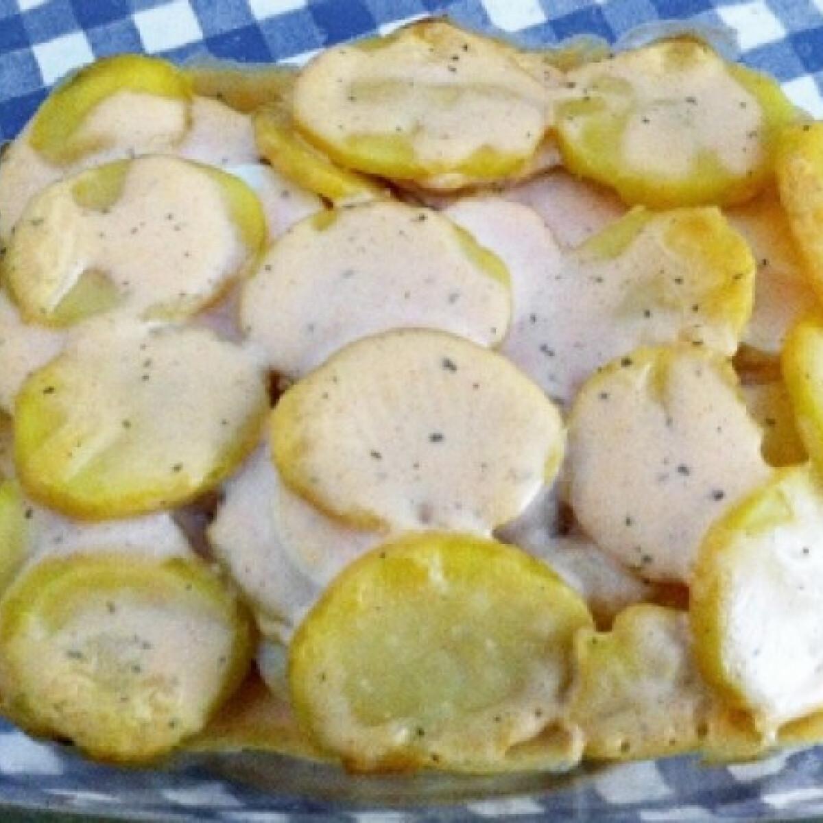 Fűszeres rakott krumpli