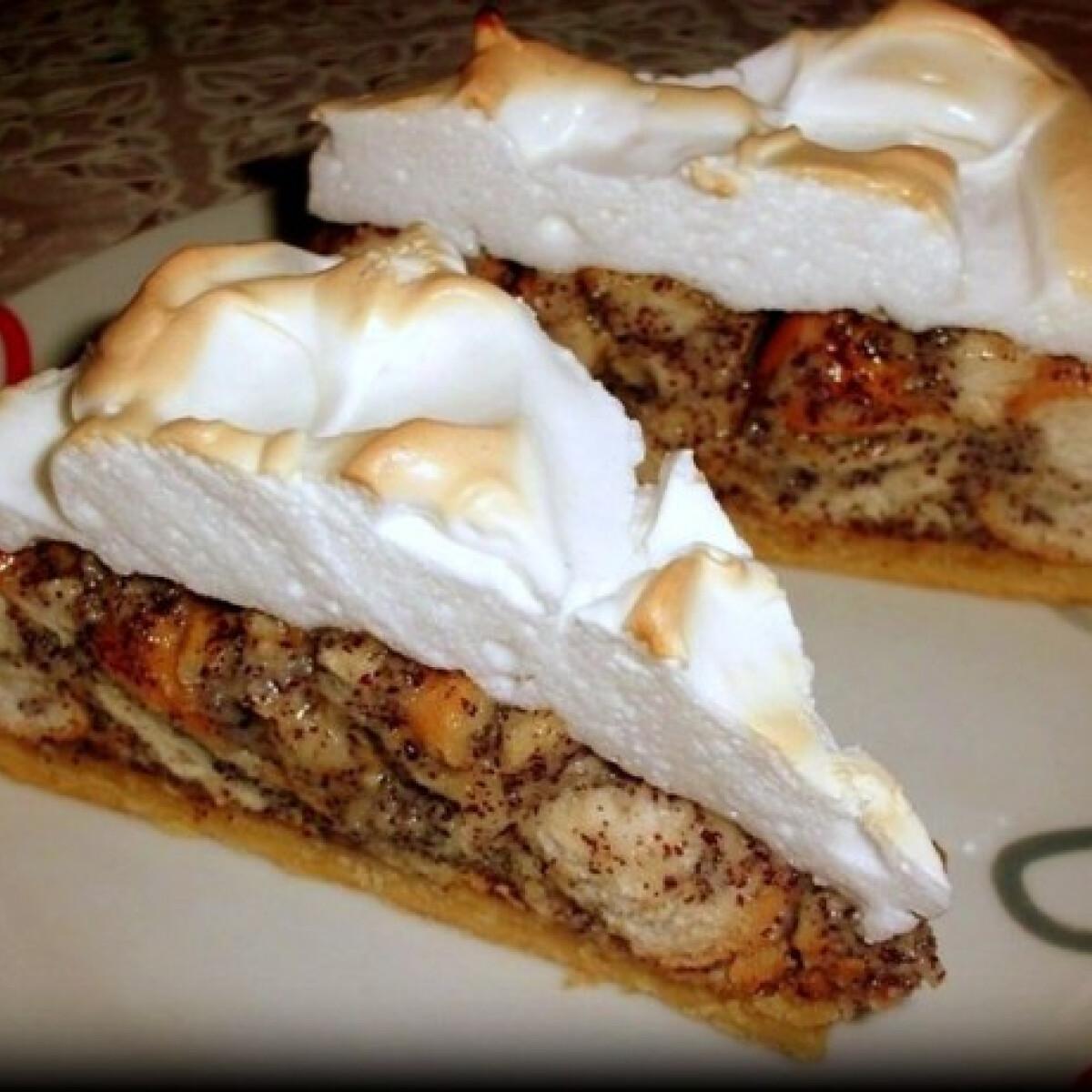 Ezen a képen: Mákos guba torta Kingus konyhájából
