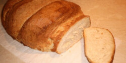 Zabkorpás házi kenyér