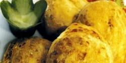 Szabolcsi krumplis pogácsa