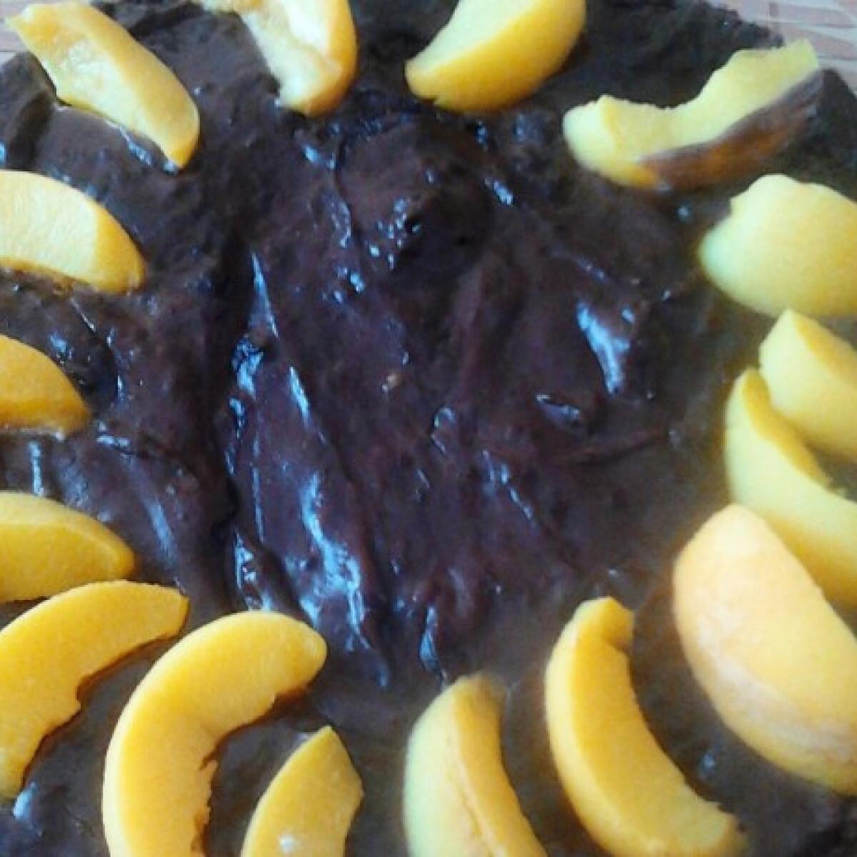 Ezen a képen: Túró rudi torta Alexandra91 konyhájából