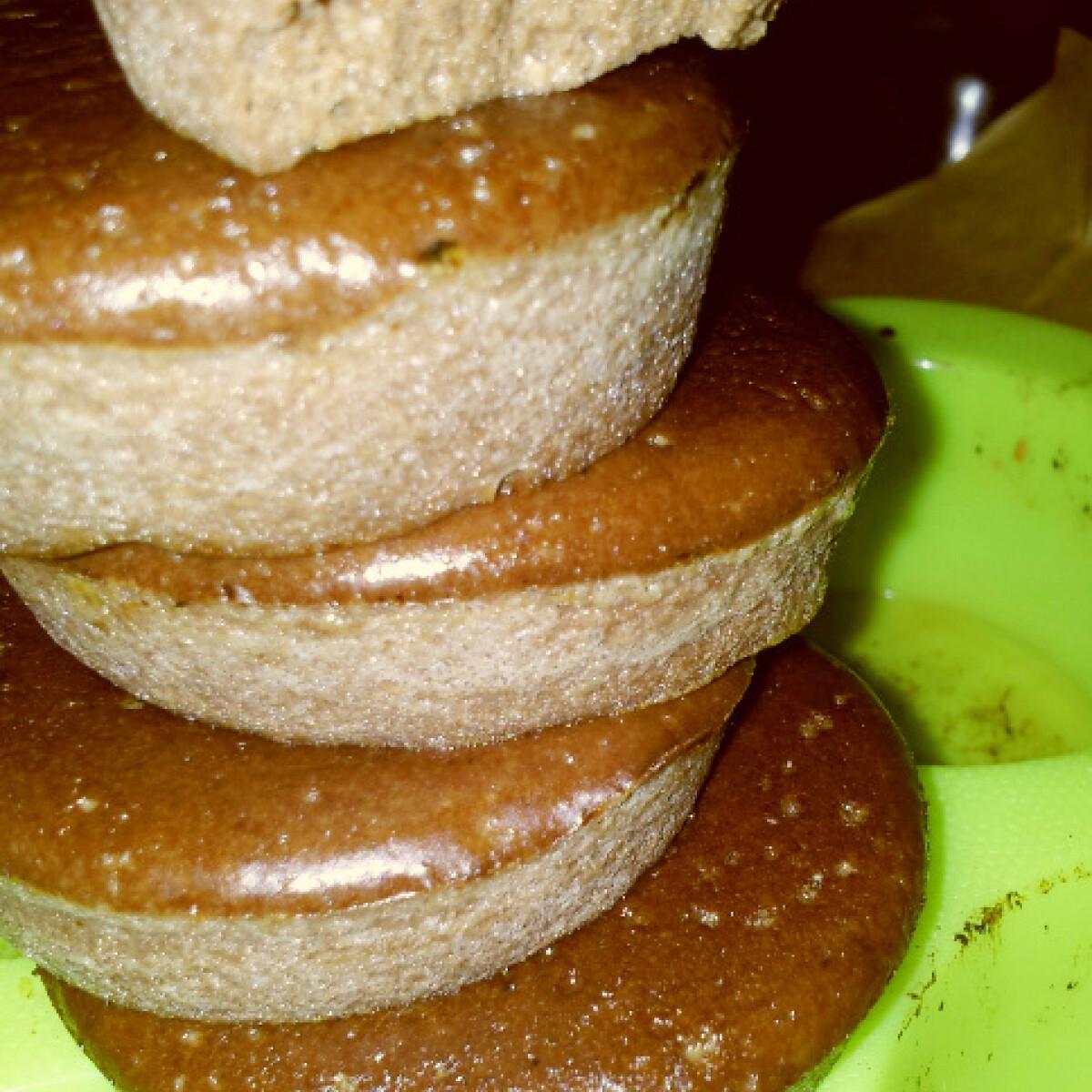 Ezen a képen: Fitt proteines muffin