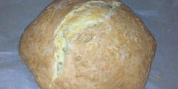 Expressz kenyér élesztő nélkül