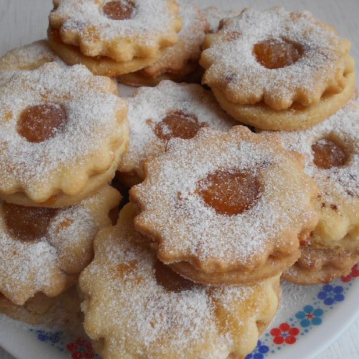Linzerkarika Katrin konyhájából