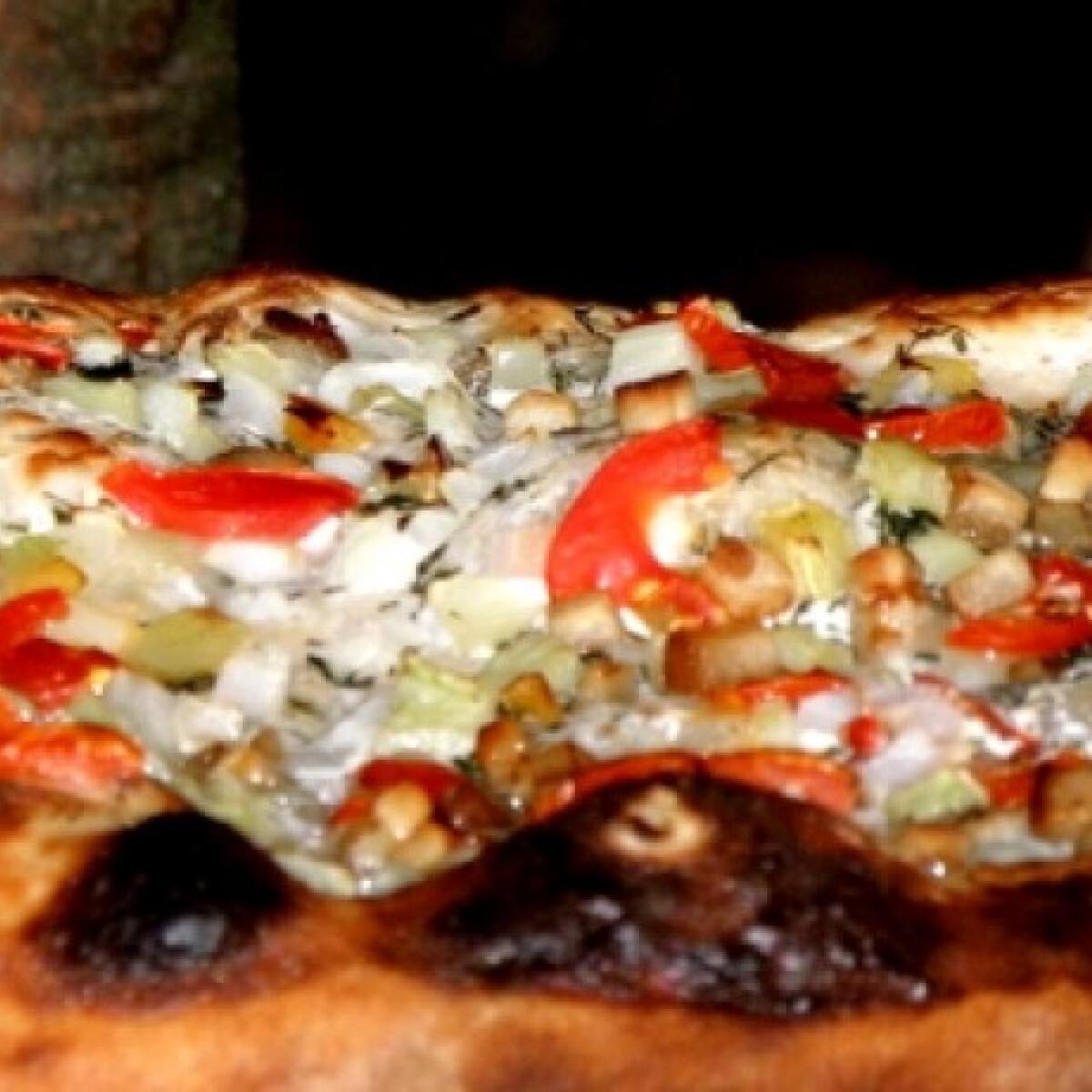 Ezen a képen: Bárándi kenyérlángos