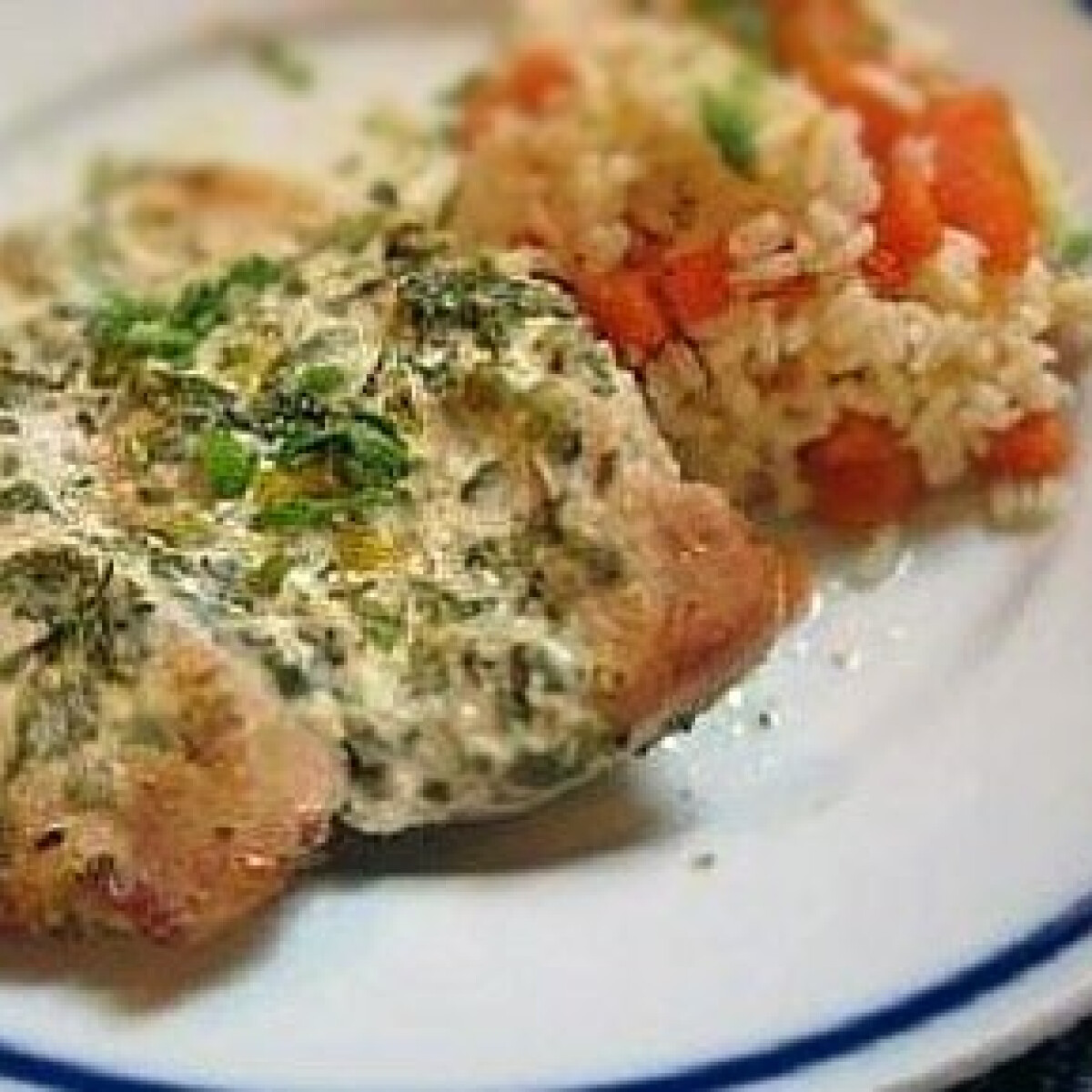 Ezen a képen: Citromos sült csirke 2.