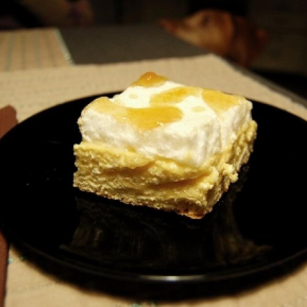 Ezen a képen: Túrós lepény VKriszta konyhájából