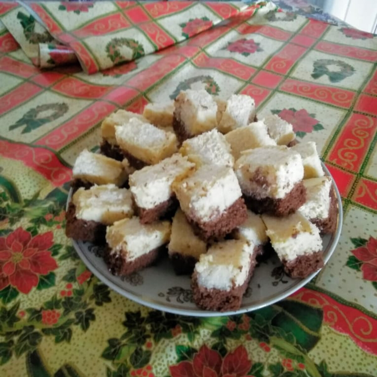 Ezen a képen: Isteni kókuszos süti