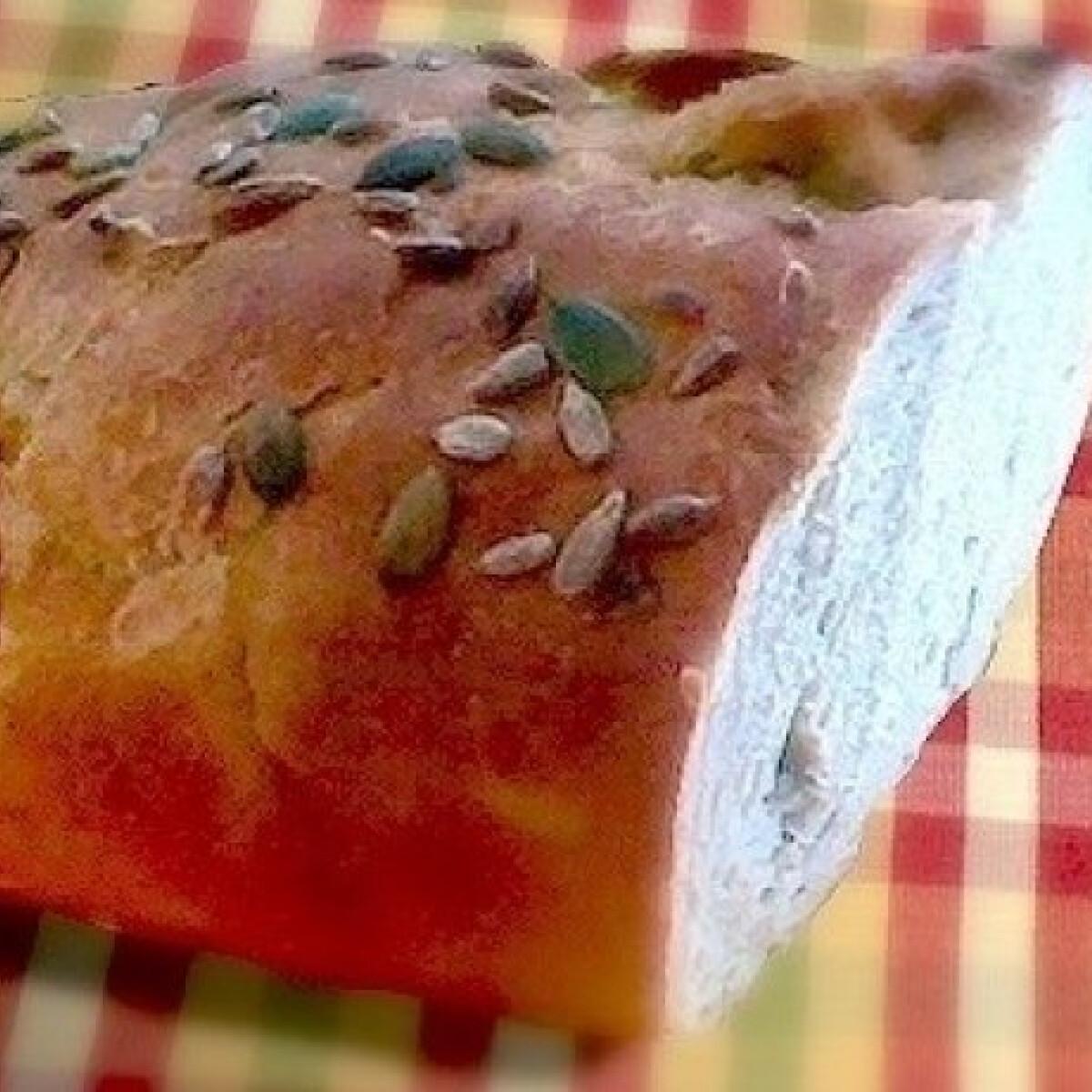 Ezen a képen: Sokmagvas kenyér
