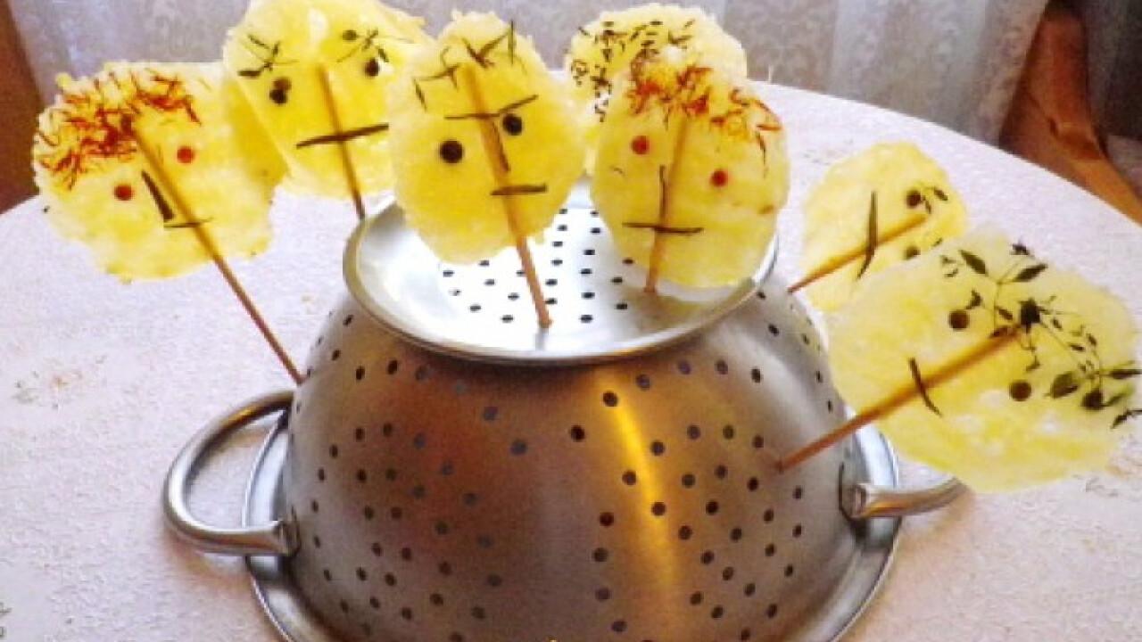 Fűszeres sajtnyalóka