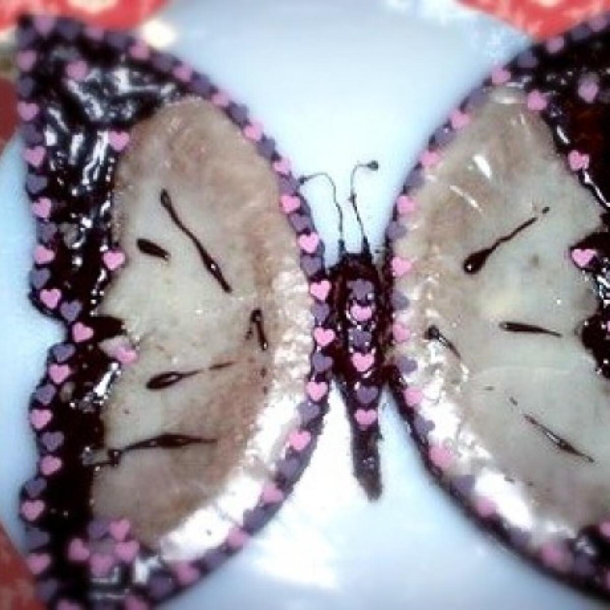 Pillangótorta