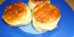 Sütőporos burgonyás pogácsa