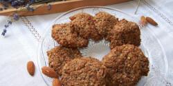 Mogyorós-mandulás paleo kekszek