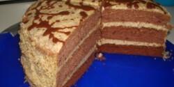 Dédikém diós tortája