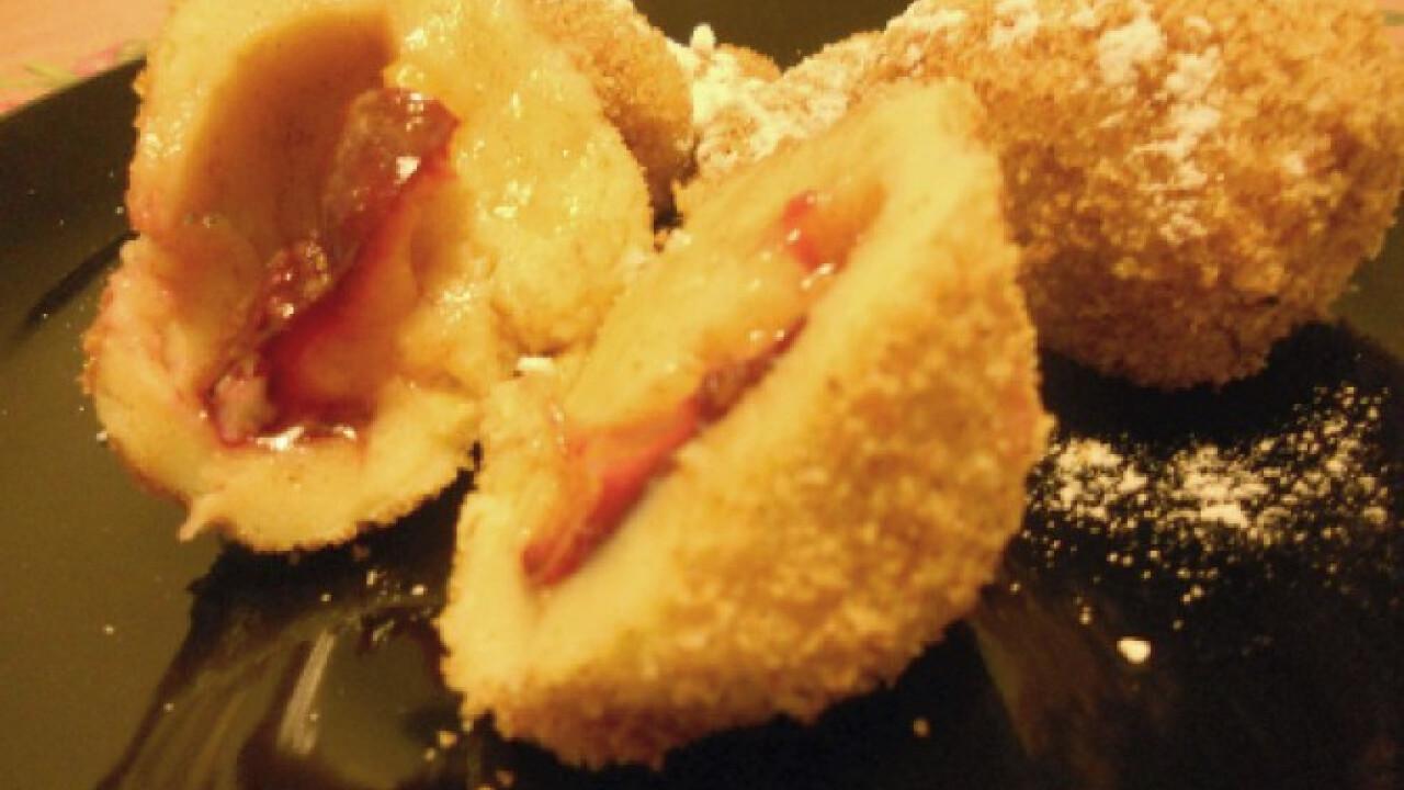 Szilvás gombóc Tomatotree konyhájából