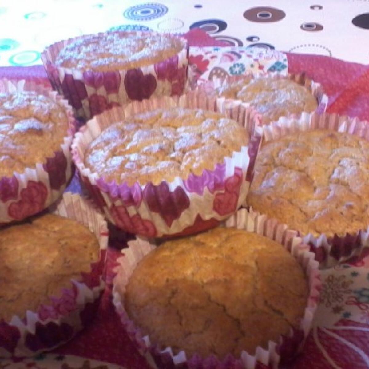Ezen a képen: Diétás muffin NataleDiLuce konyhájából