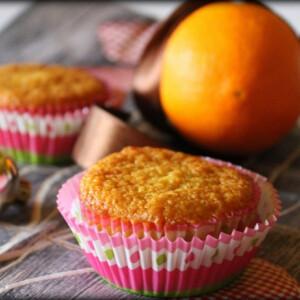 Kandírozott narancsos-fehér csokis muffin