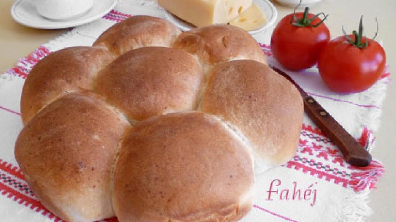 Sajtos kenyérvirág