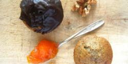 Muffin mákkal és dióval