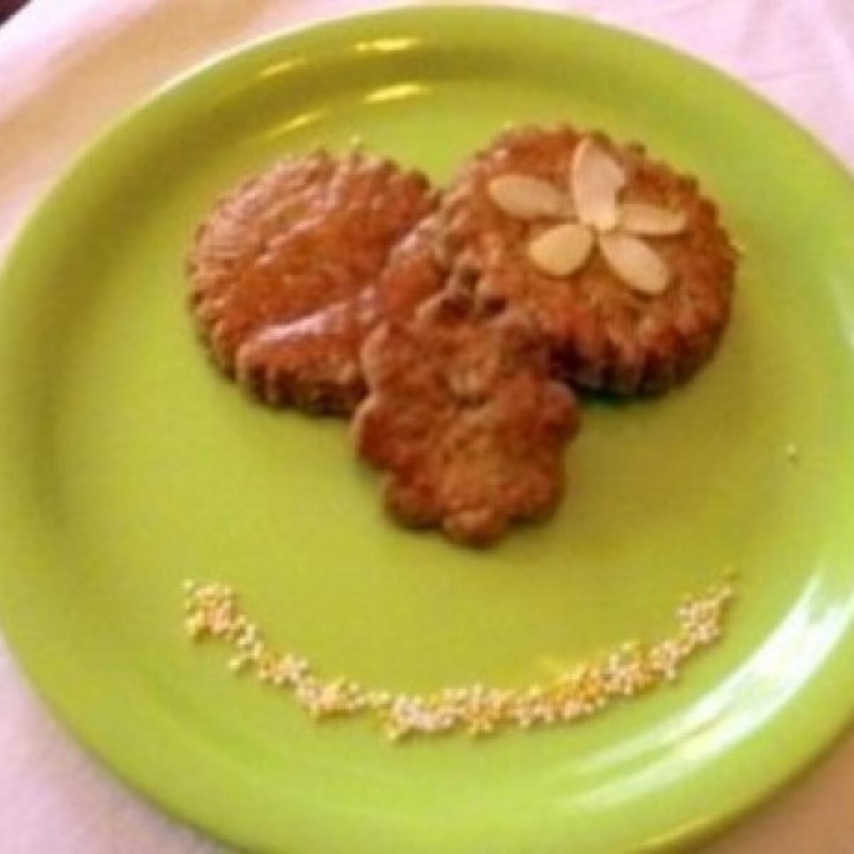 Ezen a képen: Fűszeres keksz