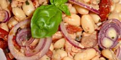 Olasz babsaláta tonhallal
