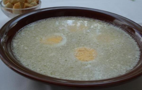Húsvéti savanyú leves