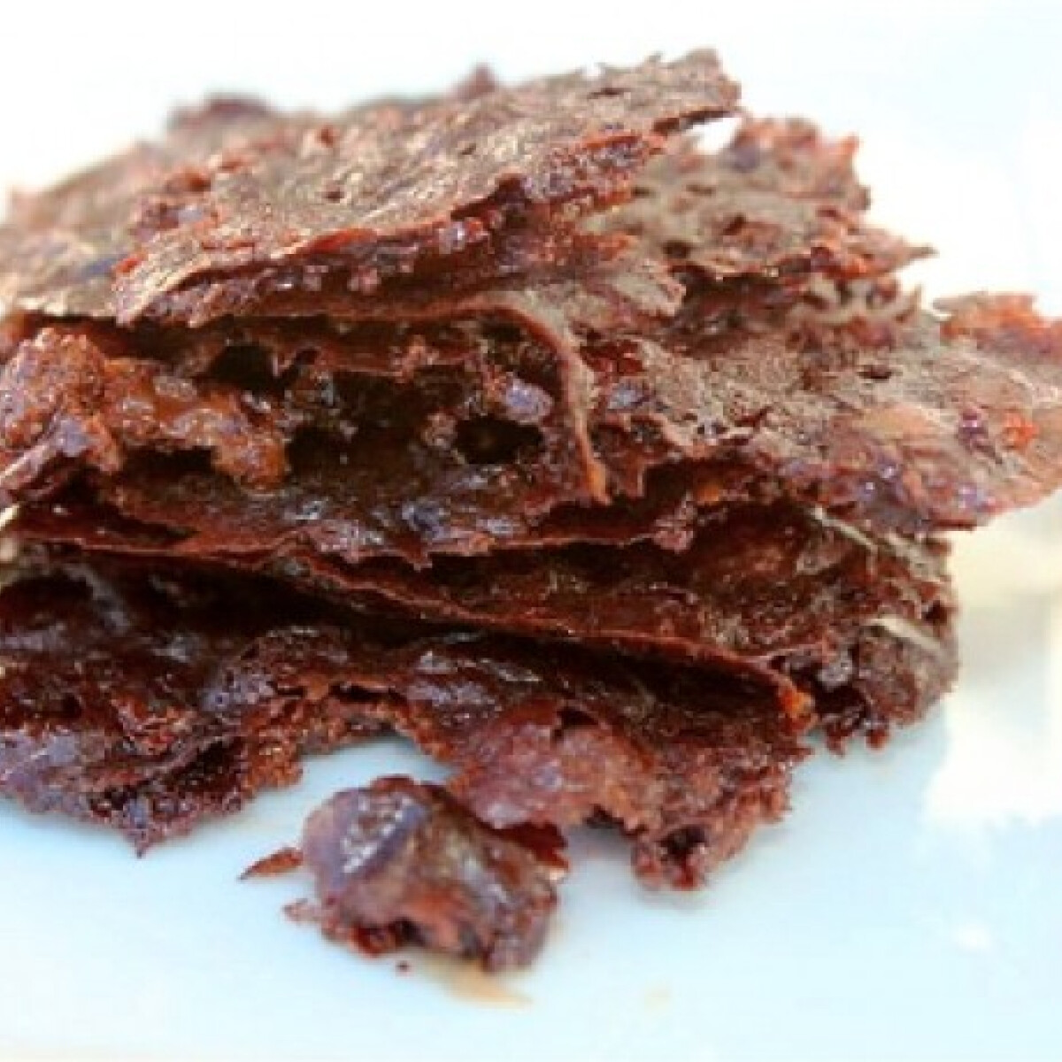 Ropogós csokis chipsek