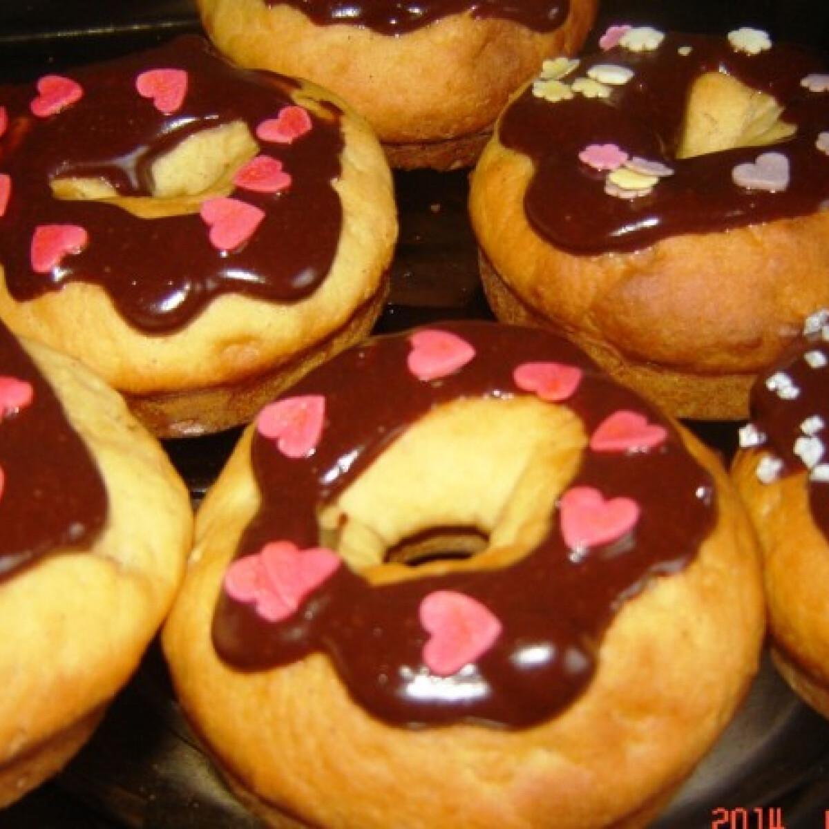 Ezen a képen: Donut Giovanna konyhájából