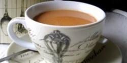 Karamellás tea