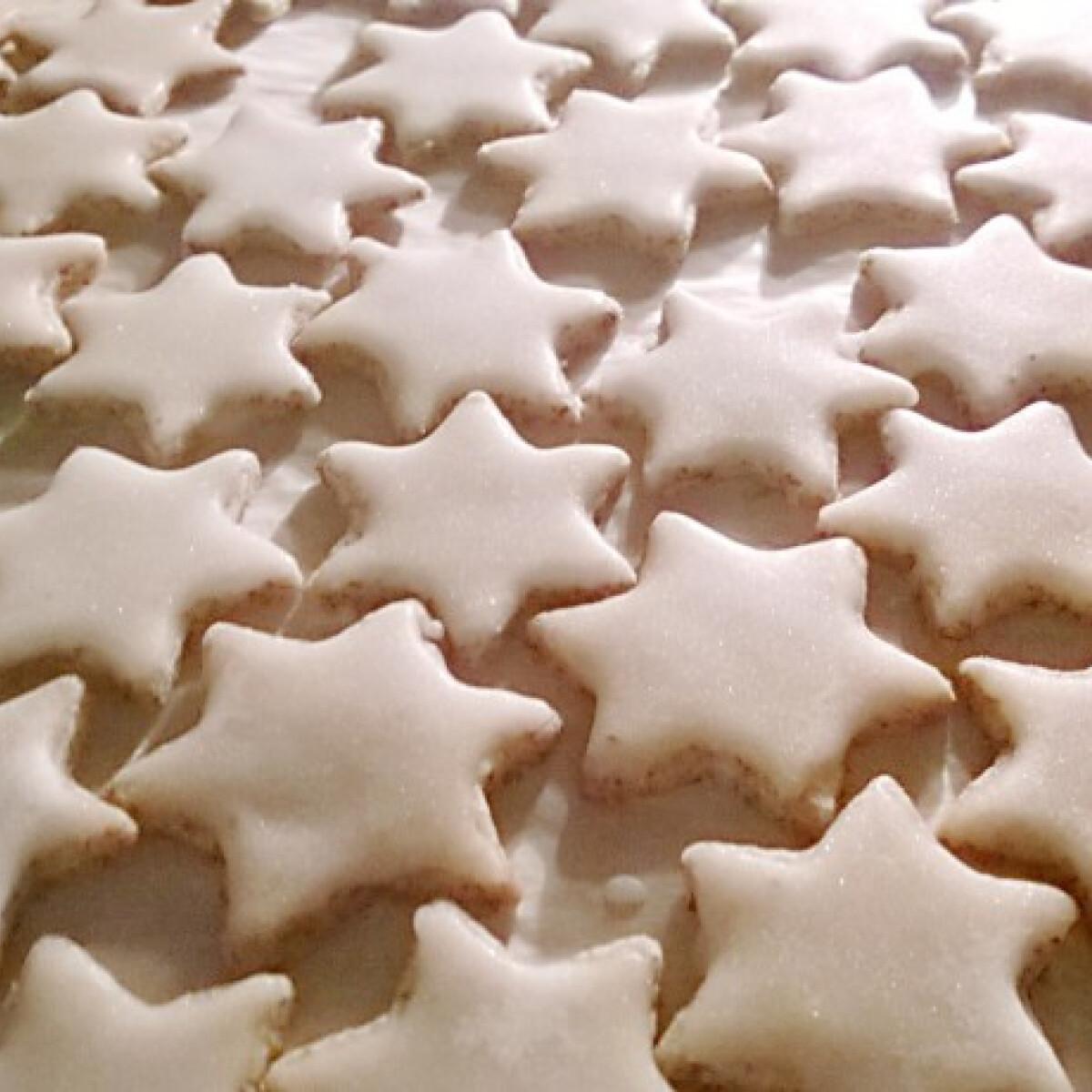 Mákos-citromos csillag
